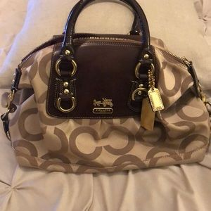 Madison sabrina convertible Coach bag